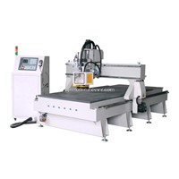 CNC Wood Machine (SKM25-H)