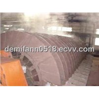 Ceramic vacuum filter for dewatering with ISO9001:2008 approval
