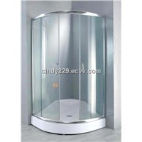 Corner Sliding door Shower enclosure JA245BT