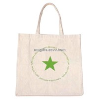100% Cotton Tote Bag for Shopping/Advertising