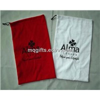 Promitional Cotton Drawstring gift Bag