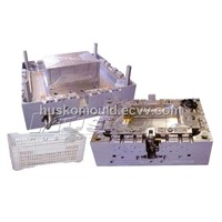 Crate Plastic Injection Mould