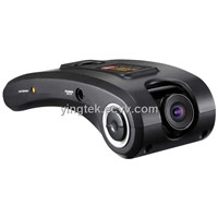 Dash Cam Car Dashboard Video Camera Accident Road Car DVR Mini Recorder + GPS Logger