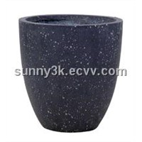 Egg shape flower pot(SFM8042)