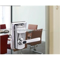 Fingerprint Glass Door Lock (BL-8020)