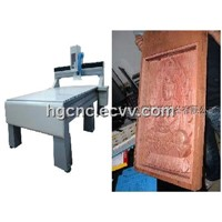 High Speed Wooden CNC Machine / Woodworking Machine CNC Engraver