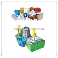 Laundry Basket Mould - Injection Mold