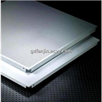 Lay- in aluminum squre ceiling