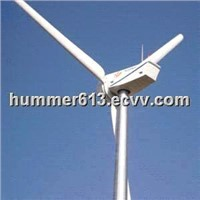 Low rotating speed 50kw Wind Turbine