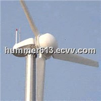 Low rotating speed wind turbine 30kw