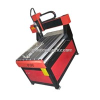 MDF Wood CNC Router Machine