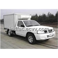 Nissan Pickup Freezer Car