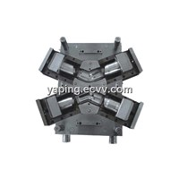 Plastic mould maker plastic pipe fitting mould