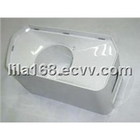 Portable toilet mould