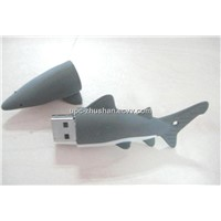 Promotional Gifts Cartoon Whale USB Flash Memory Disk