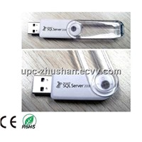 Real Memory 1GB -32GB Swivel USB Flash Key