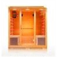 Sauna spa Rooms, Infrared sauna house,sauna room for 4 Persons (FG402HCE)