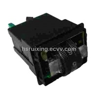 Seat heater switch for Audi A6LC6