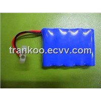 6VDC 2100mAh AA NI-MH Battery Pack Remote Control Vehicle Ship Plane