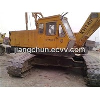 Used  Hitachi 50T Crawler Crane