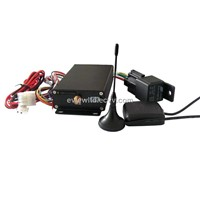 Vehicle GPS Tracker With Free Web Online Real Time tracking