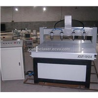 Four Heads Wood Working CNC Router JCUT-1312-4