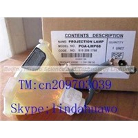 100%  Quality Guaranteed,New&Original Projector lamp with housing POA-LMP68 300W NSH Sanyo PLC-XC10/