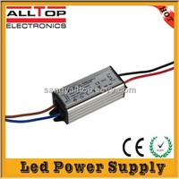10W  350MA IP67 waterproof  led driver ic With CE ROHS Attestation