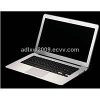 13.3 ultrabook hot sell 32G SSD/2G / 1.83G Dual core