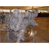 15.874L Displacement Turbocharged Inter-cooled Deutz Generator Set Engine BF8M1015CP-G3