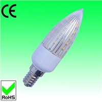 1.5W C30 E14 candle led Lamp with 30pcs 3020SMD
