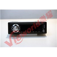 1 DIN Car stereo/audio/mp3 player with USB,SD and FM on dashboard