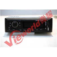 Single DIN Car audio/mp3 player with USB,SD and FM