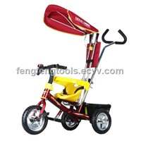 2012 New Fashion Luxury Children Tricycle