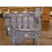 231kw to 490kw Cly 8 Deutz Generator Engine BF8M1015CP-G4 for Genset