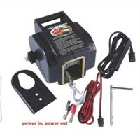 3000 LB powerful Line Pulling 12V DC Marine Portable Electric winch / Winches