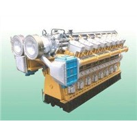 3125 KVA 50 / 60 Hz Three Phases Electric Marine Diesel Generator Sets