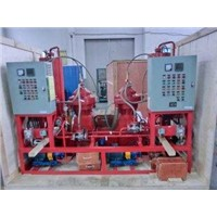 3PH / 50Hz / 60 Hz Electrical Engine Marine Oil Purifier