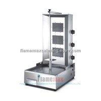 3-Burner Gas Shawarma Machine/Kebab Machine