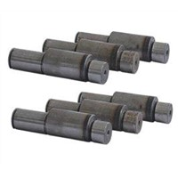 45#, 35CrMo, 42CrMo, 34CrMo4 Black Delivery or Finished Delivery Forging Crank Shaft