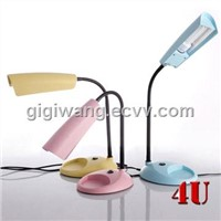 4U E27 Colorful Fluroscent Study Table Lamp AL-HR-TL035