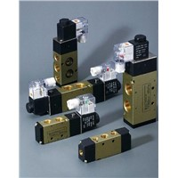 4V/3V Series Solenoid / 4A/3A Series  Air Valves