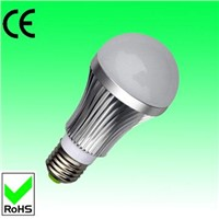 4W 350lm LED A60 BALL BULB replace 40W incandescent light