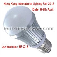 5W LED Bulb lamp 360Degree stereoscopic beaming
