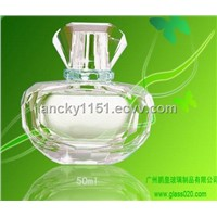 5-100ml crystal perfume bottles