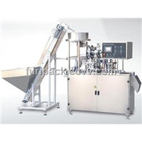 5 Gallon Cap Labeling Machine