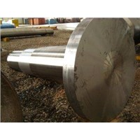 6500mm Cylinder ASTM / ASME Standards Precision Machining Alloy Steel Forged Turbine Shaft