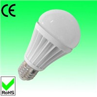 6W 450lm LED A60 BALL LAMP replace 100W incandescent light