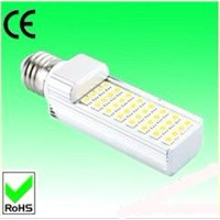 6W 520lm LED PL Lamp with 32pcs 5050 SMD Lamp