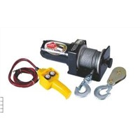 750 LB Power ATV Electric Winch / Winches With pulley block